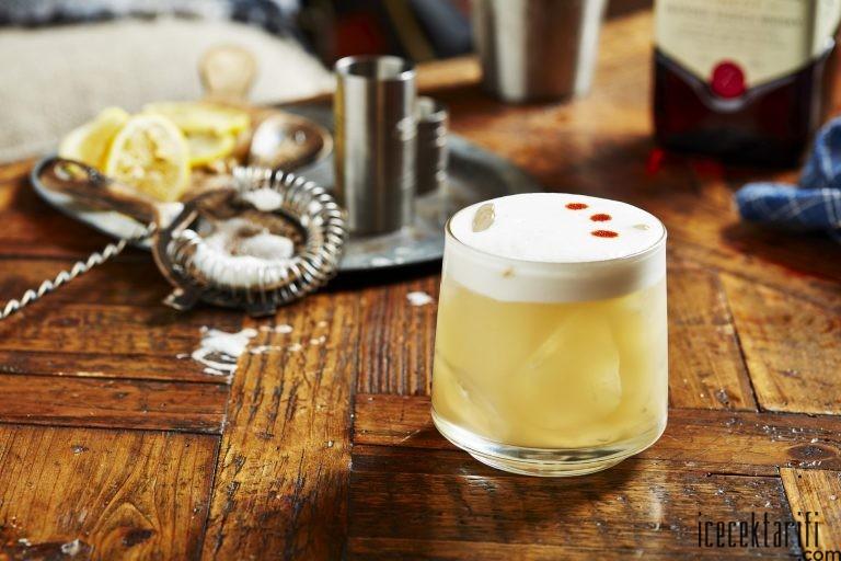 whisky sour tarifi